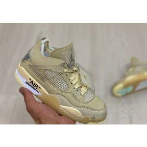 Nike Air Jordan Retro 4 Off-White