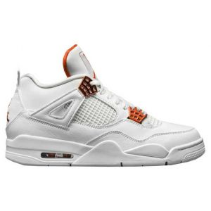 кроссовки Jordan 4 Retro Metallic Orange