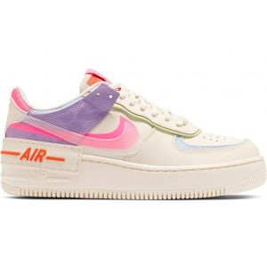 женские кроссовки Nike Air Force 1 Shadow Pastel Multi