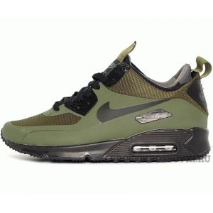 Кроссовки Nike Air Max 90 Mid Winter Dark Loden