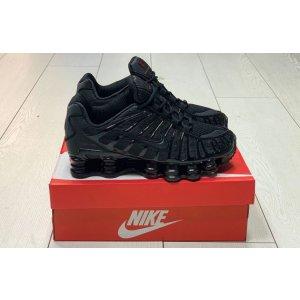 Nike Shox TL Black Metallic Hematite