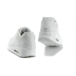 кроссовки Nike air max 90 hyperfuse белые