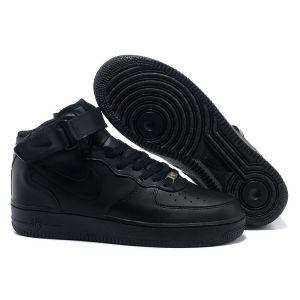 кроссовки Nike Air Force 1 Mid '07 High Men (black)