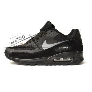 кроссовки Nike air max 90 hyperfuse черные