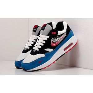 Nike Air Max 1 (87) Evolution of the Swoosh White Red