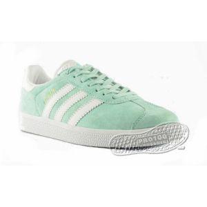Женские кроссовки Adidas Gazelle мятные