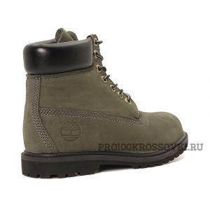 Timberland 6 Inch Premium Waterproof Boots (OliveCamo Green)