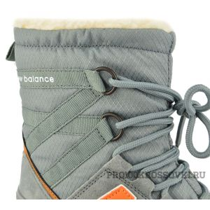 New Balance Snow Boots Women (Grey/Orange)