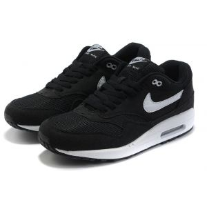 кроссовки Nike Air Max 1 (87) Men (Black/Black/White)