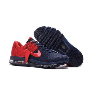 кроссовки Nike Air Max 2017 Dark Blue Red