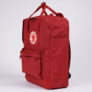 Рюкзак Fjallraven Kanken Classic Deep Red