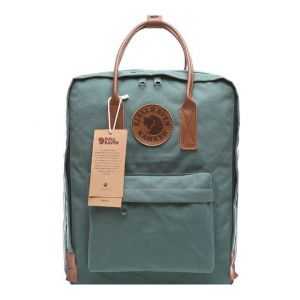 Kanken No. 2 Frost Green