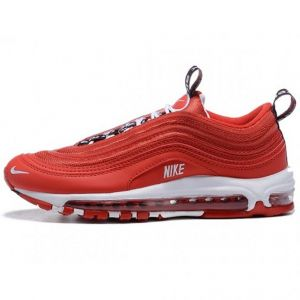 Nike Air Max 97 Overbranding Red
