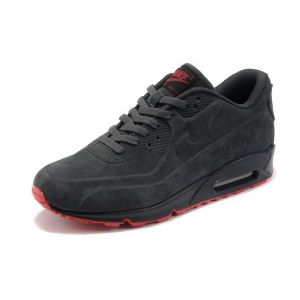 кроссовки Nike Air Max 90 (VT) Vac Tech Men (Anthracite/Anthracite Max Orange)
