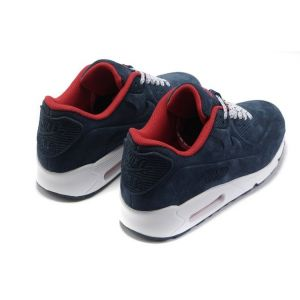 кроссовки Nike Air Max 90 (VT) Vac Tech Men (Navy Blue/Red/White)
