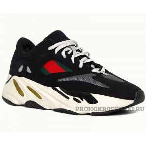 Кроссовки Adidas Yeezy Boost 700 Wave Runner (Black/White)