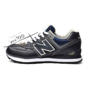 кроссовки New Balance 574 черные