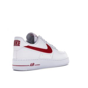 Air Force 1 Low White Gym Red