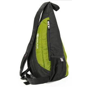 Однолямочный рюкзак Swiss Gear зеленый