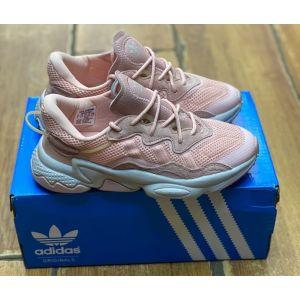 женские кроссовки Adidas Ozweego Pink