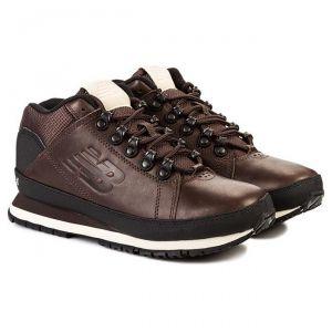 кроссовки New Balance 754 коричневые