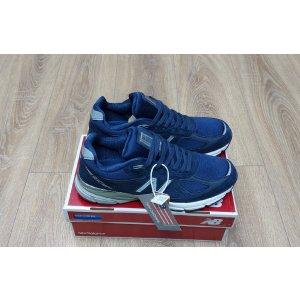 кроссовки New Balance 990 синие