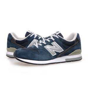 кроссовки New Balance 996 сине-серые