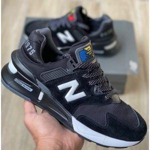 кроссовки New Balance 997  черные