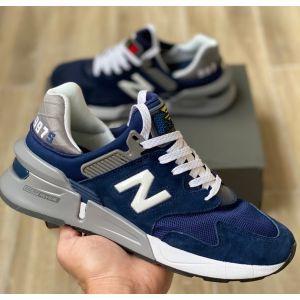 кроссовки New Balance 997 синие