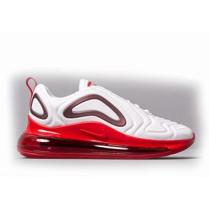 кроссовки Nike air max 720 SE White/ Gym Red