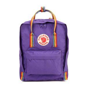 Рюкзак Fjallraven Kanken Rainbow Purple