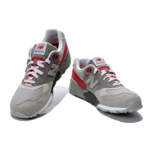 кроссовки New Balance 999 (Grey/Red)