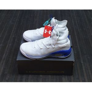 кроссовки Under Armour Curry 6 White Blue High