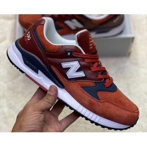 кроссовки New Balance 530 рыжие