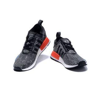 кроссовки Adidas NMD Runner Primeknit серые