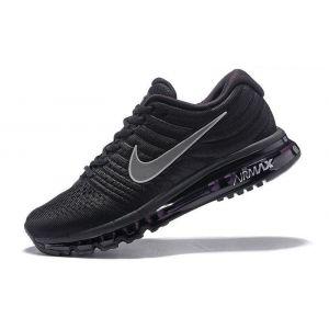 кроссовки Nike Air Max 2017 Triple Black