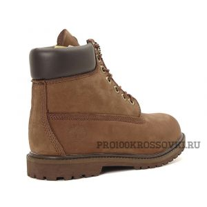 Timberland 6 Inch Premium Waterproof Boots коричневые