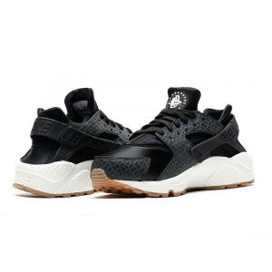 кроссовки Nike Air Huarache (black/white)