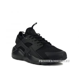Кроссовки Nike Air Huarache Ultra (black)