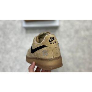 кроссовки Nike Air Foce 1 Low Flax Wheat
