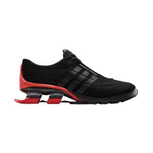 кроссовки Adidas Porsche Design Bounce S4 (Black/Red)