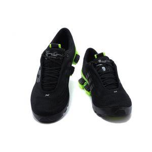 кроссовки Adidas Porsche Design Bounce S4 (Black/Green)