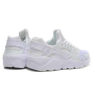 Кроссовки Nike Air Huarache (Platinum White) мужские