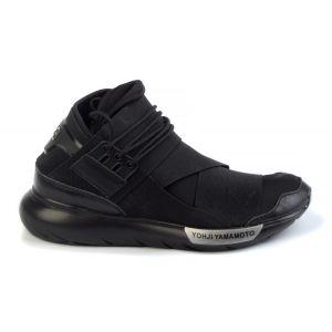 Adidas Y-3 Yohji Yamamoto Qasa Racer High (Triple Black)