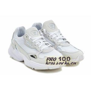 кроссовки Adidas Falcon Triple White