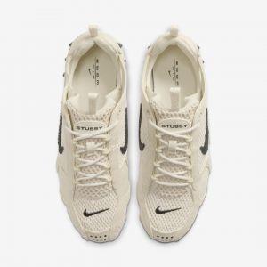Stussy x Nike Zoom Spiridon FOSSIL