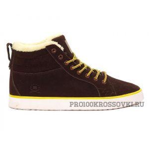 Кроссовки Adidas Ransom Valley коричневые