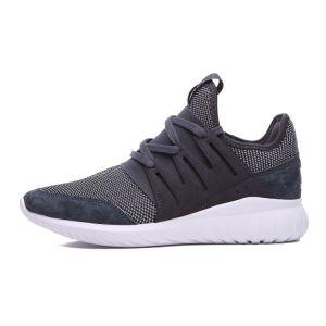 кроссовки Adidas Tubular серые