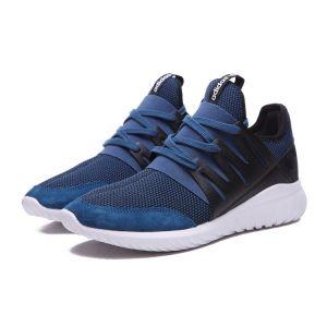кроссовки Adidas Tubular 2016 темно-синие
