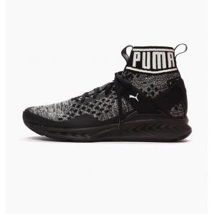 Купить кроссовки Puma Ignite evoKNIT черные
